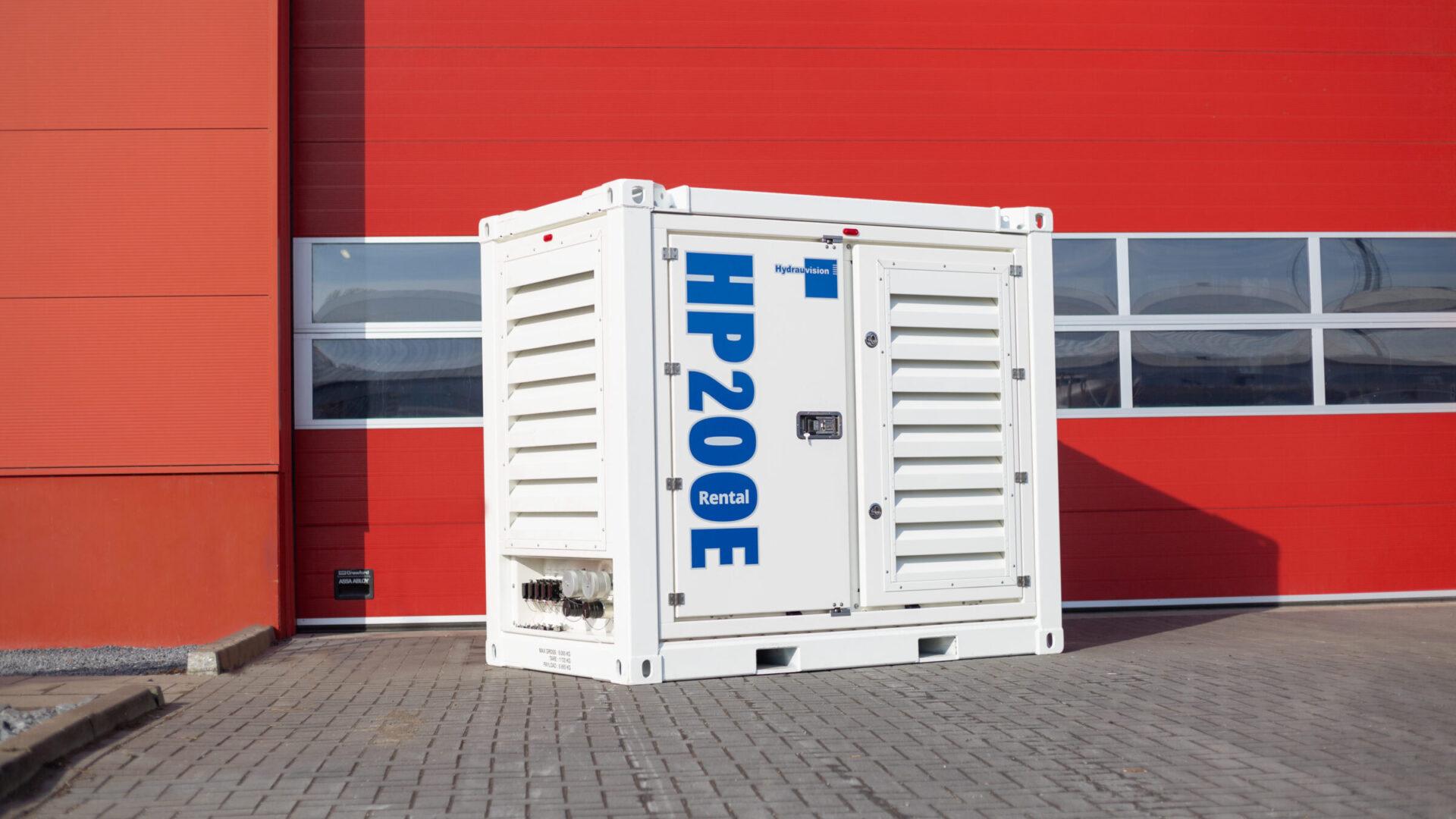 HP200E