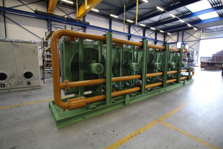 Arcelor koelunit
