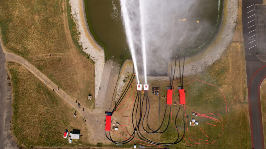 Hydrauvision Firefighting