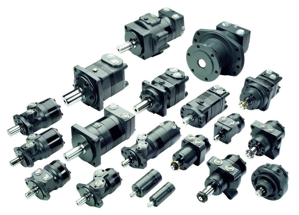 Danfoss Orbitmotoren
