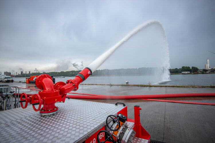Waterpompsysteem