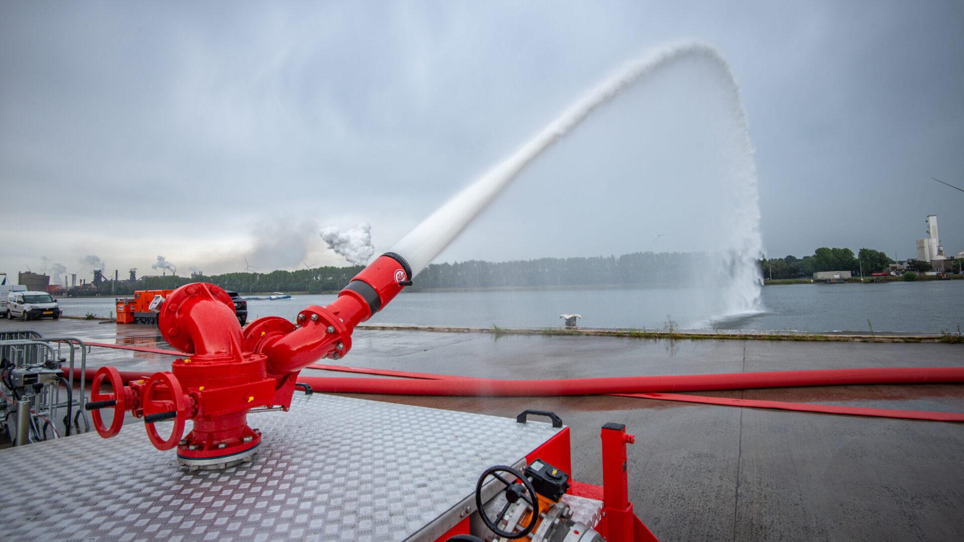 GWT brandweer Gent