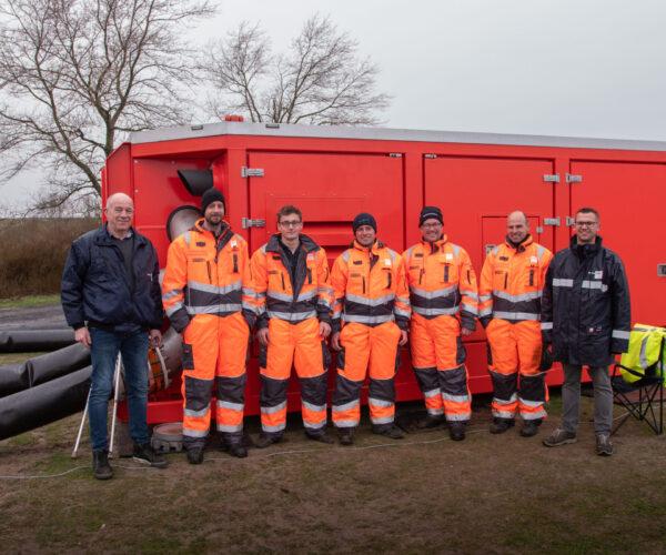 DNM firefighting system